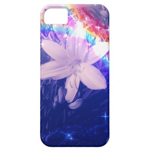 Canadian Lilly Magic - iPhone 5 Cases