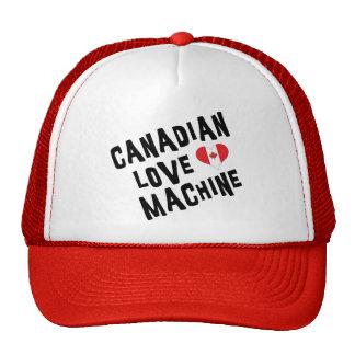 Canadian Love Machine Cap