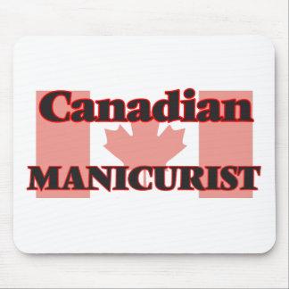 Canadian Manicurist Mouse Pad