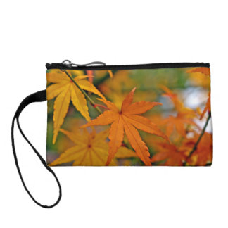 Canadian Maple Change Purse