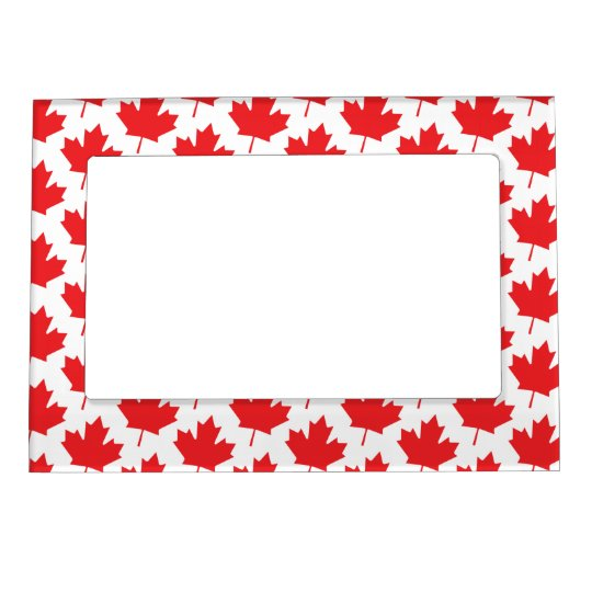 Canadian Maple Leaf Canada Day National Symbol Magnetic