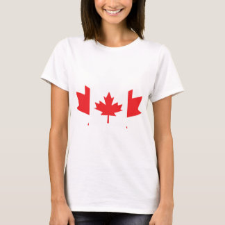 canadian maple leaf - canada T-Shirt