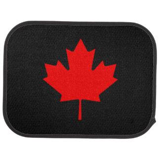 Canadian Maple Leaf Car Mat