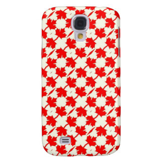 Canadian Maple Leaf Galaxy S4 Case