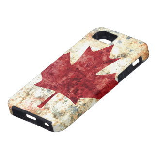 Canadian Maple Leaf iPhone 5 Cover