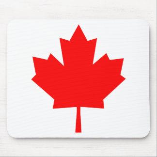 Canadian Maple Leaf Mouse Mat