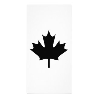 Canadian Maple Leaf Photo Cards