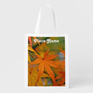 Canadian Maple Grocery Bags