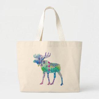 Canadian Moose Jumbo Tote Bag