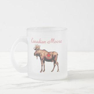 Canadian Moose Mug