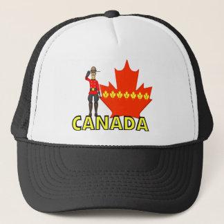 Canadian Mountie Trucker Hat