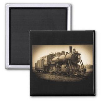 Canadian National Railroad Engine 2128 Magnet