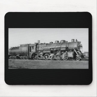 Canadian National Railroad Engine 3528 Mouse Pad