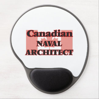 Canadian Naval Architect Gel Mouse Pad