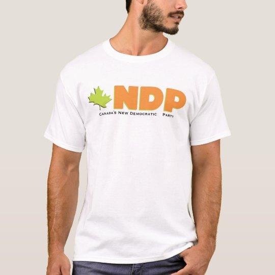 Canadian NDP T-Shirt