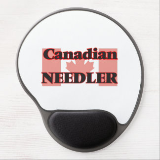 Canadian Needler Gel Mouse Pad