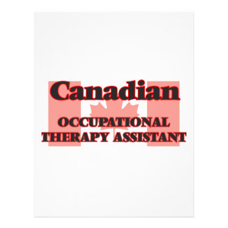 Canadian Occupational Therapy Assistant 21.5 Cm X 28 Cm Flyer