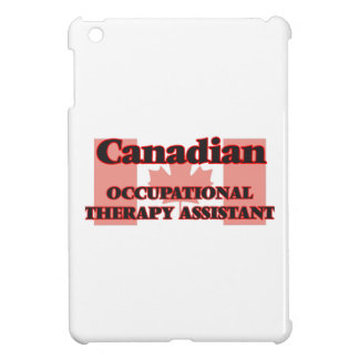 Canadian Occupational Therapy Assistant iPad Mini Cover
