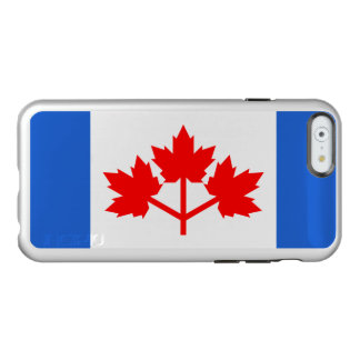 Canadian Pearson Pennant Silver iPhone Case Incipio Feather® Shine iPhone 6 Case