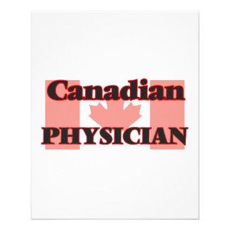 Canadian Physician 11.5 Cm X 14 Cm Flyer