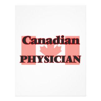 Canadian Physician 21.5 Cm X 28 Cm Flyer