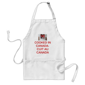 CANADIAN PRIDE ADULT APRON