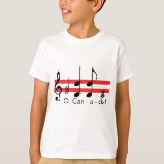 Canadian products T-Shirt
