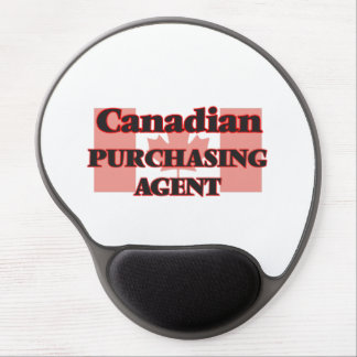 Canadian Purchasing Agent Gel Mouse Pad