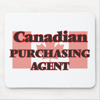 Canadian Purchasing Agent Mouse Pad