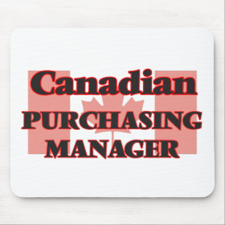 Canadian Purchasing Manager Mouse Pad