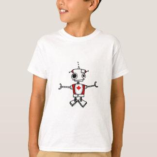 Canadian Robot T-Shirt