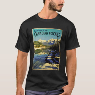 Canadian Rockies T-Shirt