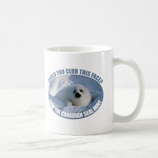 Canadian Seal Hunt Mug