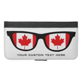 Canadian Shades custom wallet cases