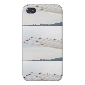 CANADIAN SNOWBIRDS FORMATION iPhone 4/4S CASE