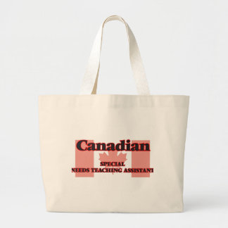 Canadian Special Agent Jumbo Tote Bag