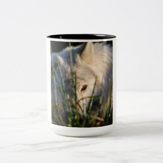 Canadian Timber Wolf Mug