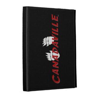 Canadian Tracks iPad Folio Case