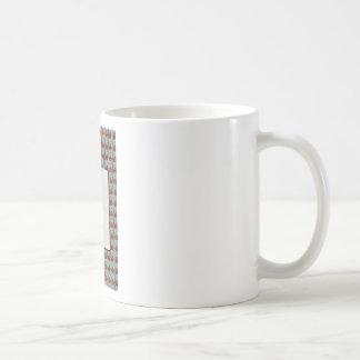 Canadian Values= Sum all Wisdom Words +Leadership Basic White Mug