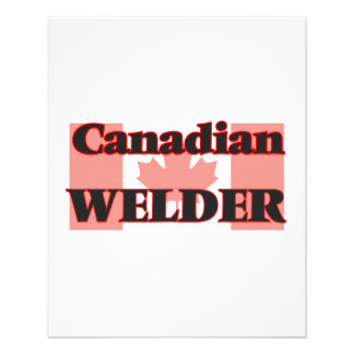 Canadian Welder 11.5 Cm X 14 Cm Flyer