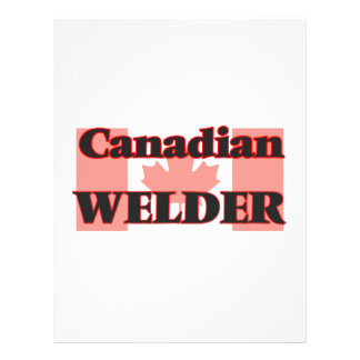 Canadian Welder 21.5 Cm X 28 Cm Flyer