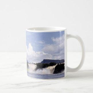 Canaima lagoon, Venezuela Coffee Mug