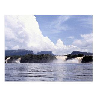 Canaima lagoon, Venezuela Postcard