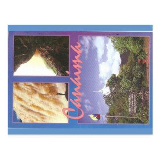Canaima, Venezuela Postcard