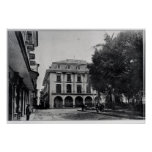 Canal Administration Building, Panama Print