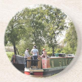 CANAL BOATS COASTER