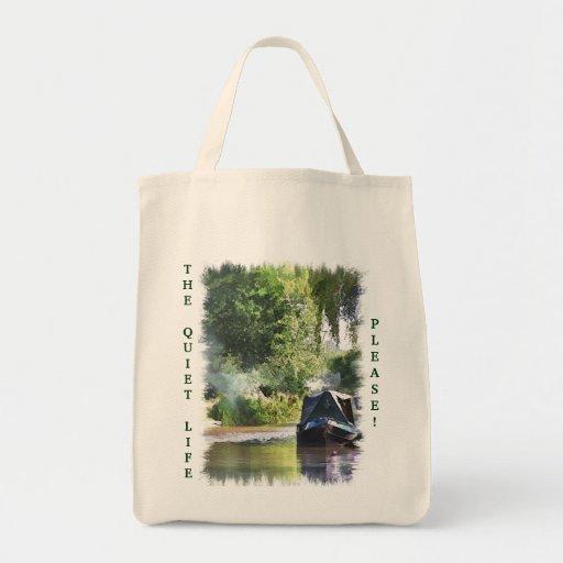 CANAL BOATS UK BAG