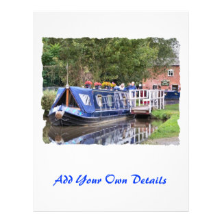 CANAL BOATS UK FLYER
