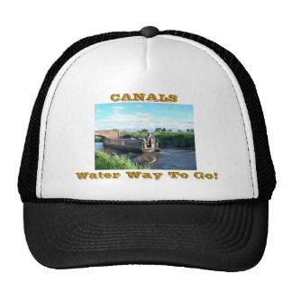 CANAL BOATS UK HATS