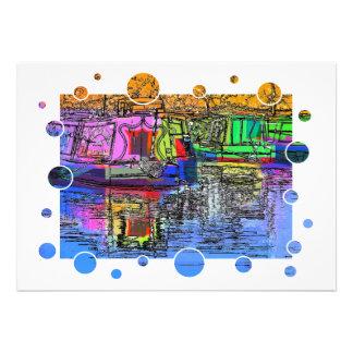 CANAL BOATS UK INVITATION